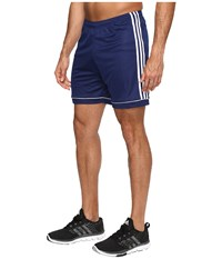 Adidas Squadra 17 Shorts Dark Blue White Men's Shorts