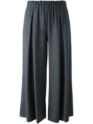 Barena Wide Leg Trousers Grey