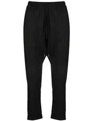 Alchemy Loose Fit Trousers Black