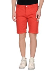 Jcolor Bermudas Red