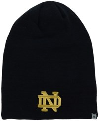 Top Of The World Notre Dame Fighting Irish Slouch Knit Hat