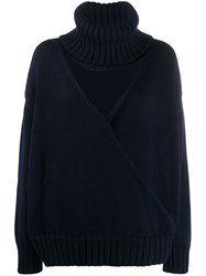 Monse Cut Out Turtleneck Jumper 60