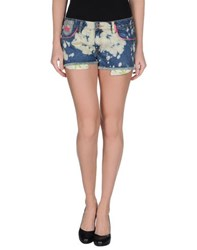Superdry Denim Denim Shorts Women