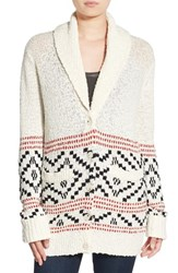 Paige Women's Denim 'Felicity' Cotton Cardigan