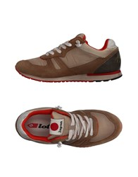 Lotto Leggenda Sneakers Khaki
