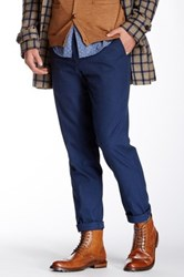 Ben Sherman Marl Trouser Blue