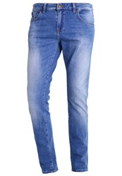 Ltb Joshua Slim Fit Jeans Denton Wash Blue Denim