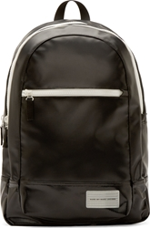 Marc By Marc Jacobs Black Soul Psycho Tarp Backpack