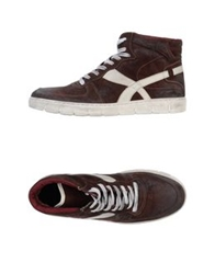 Bagatt High Tops And Trainers Dark Brown