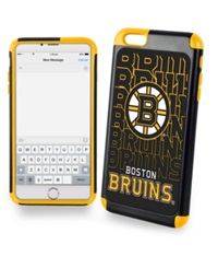 Forever Collectibles Boston Bruins Iphone 6 Plus Case Black