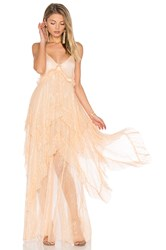 Free People Midnight Rendezvous Maxi Dress Pink