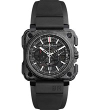 Bell And Ross Aviation Br X1 Carbone Forge Watch Titanium