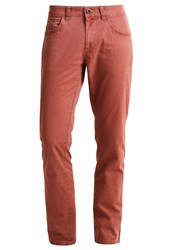 Camel Active Trousers Roof Red Red Metallic