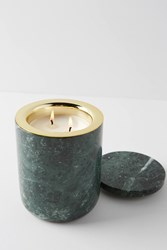Anthropologie The Luxuriate Candle Green