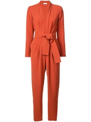 A.L.C. Kieran Jumpsuit Orange