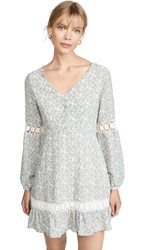 Cupcakes And Cashmere Harmoni Dress Ivory
