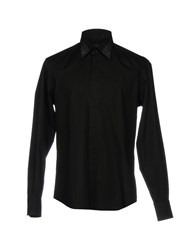 Gai Mattiolo Shirts Black