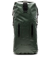 Filson Dry Duffle Backpack Army