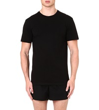 Ralph Lauren Two Pack Cotton Round Neck Tshirts Black