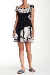 Volcom Smocked Up Dress Black