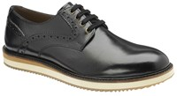 Frank Wright Marvin Mens Shoes Black Leather