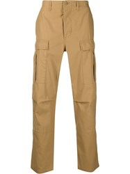 Balenciaga Cropped Cargo Trousers 60