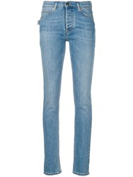 Zadig And Voltaire Skinny Jeans Blue