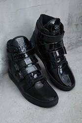 Forever 21 Radii Glossy High Top Sneakers