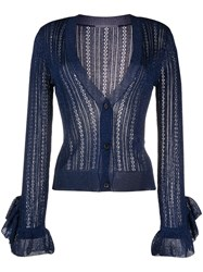 Marco De Vincenzo Knitted Cardigan 60