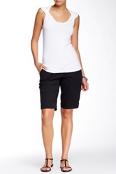 Michael Stars Bermuda Short Black