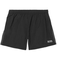 Hugo Boss Short Length Swim Shorts Black