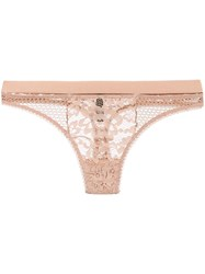 Else Petunia Thong Nude And Neutrals