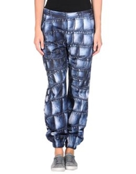 Emma Cook Casual Pants Dark Blue