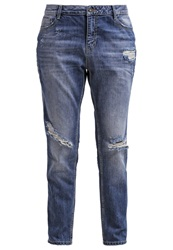 Tom Tailor Denim Lynn Relaxed Fit Jeans Blue