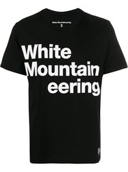White Mountaineering Logo Jersey T Shirt 60