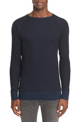 Saturdays Surf Nyc Men's Kasu Thermal T Shirt