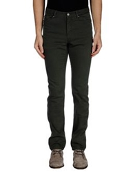 The Red Code Authority Casual Pants Emerald Green