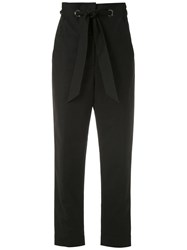 Andrea Marques Eyelets Clochard Trousers 60