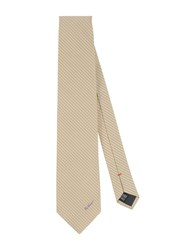 Moschino Accessories Ties Men Beige