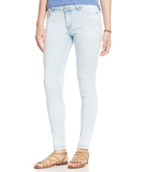 Celebrity Pink Jeans Juniors' Skinny Jeans Cotton Candy Wash