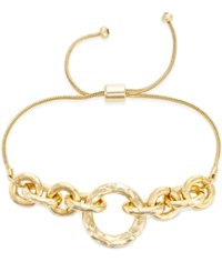 Charter Club Gold Tone Circle Bracelet Only At Macy's