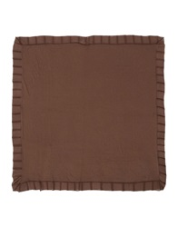 Scee By Twin Set Square Scarves Khaki