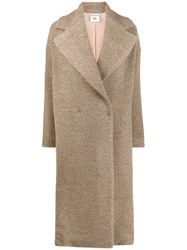 Semicouture Double Breasted Coat 60