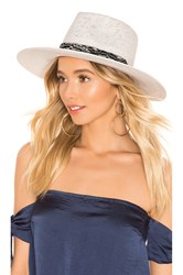 Ale By Alessandra Shelby Hat White