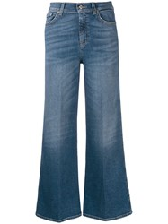 7 For All Mankind Lotta Vintage Sycamore Jeans Blue