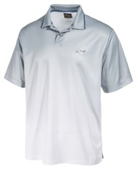Greg Norman For Tasso Elba Men's Performance Dip Dye Polo Only At Macy's Castle