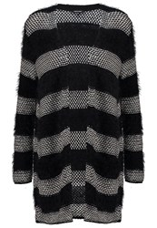 More And More Cardigan Black
