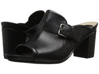 Trevi Earthies Black Soft Leather Women's Shoes