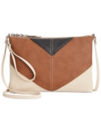 Styleandco. Style Co. Kathren Convertible Crossbody Only At Macy's Luggage Shell
