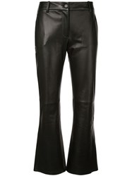 Nili Lotan Caden Trousers Black